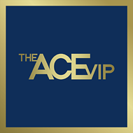 the ace vip logo