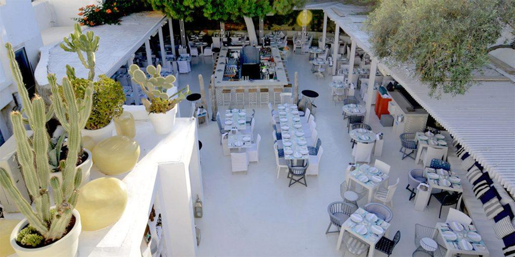 Interni restaurant reservations mykonos