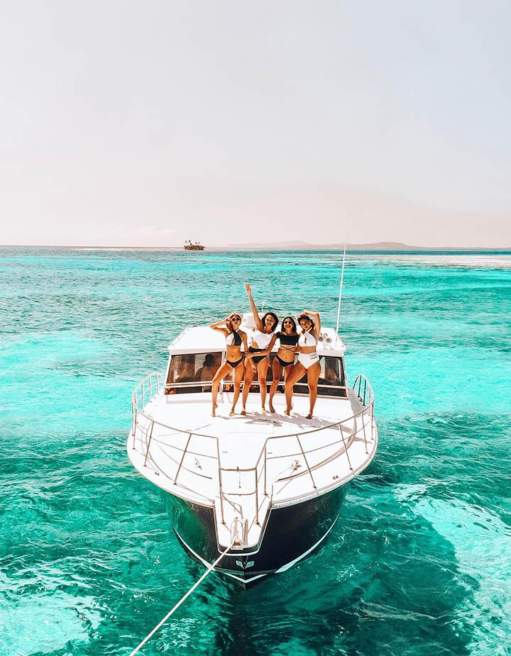 Mykonos Party Boat Rental