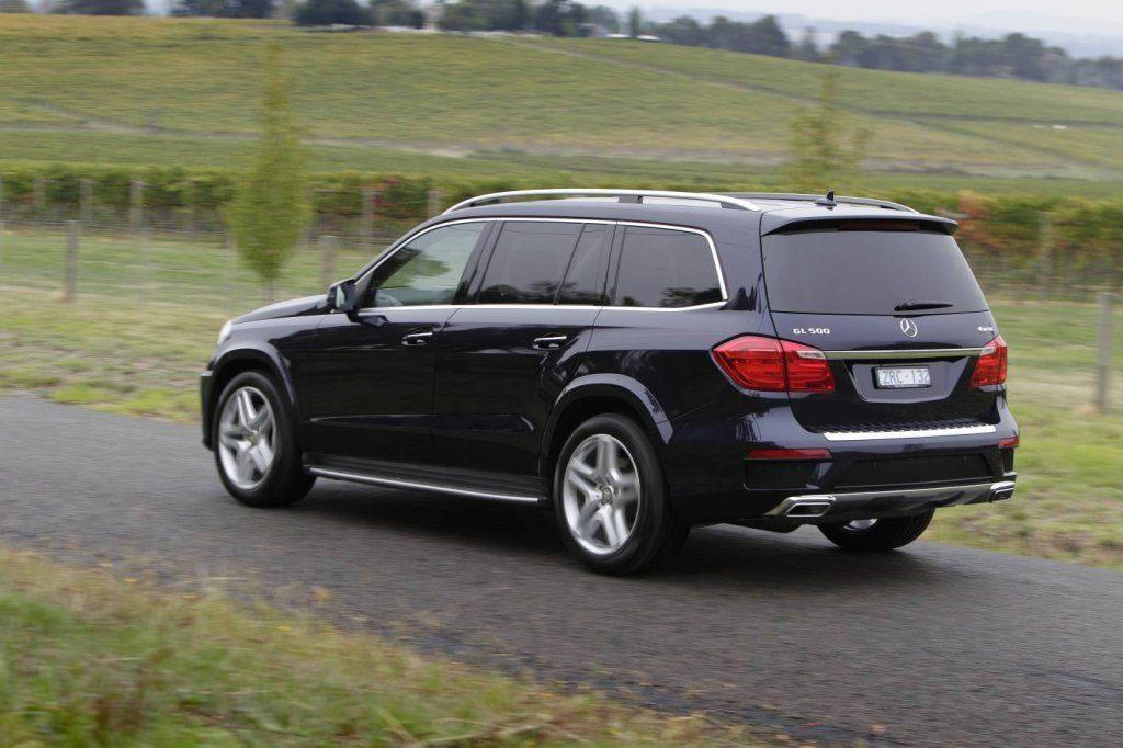 Mercedes GL 500, exterior 6th picture