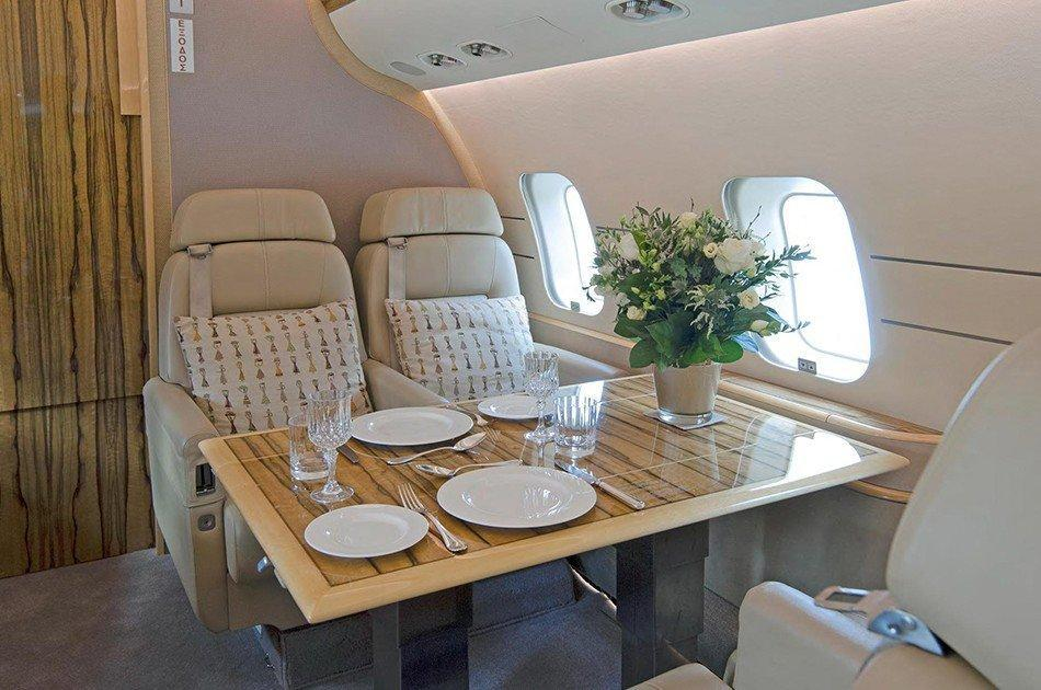 private jet advantages