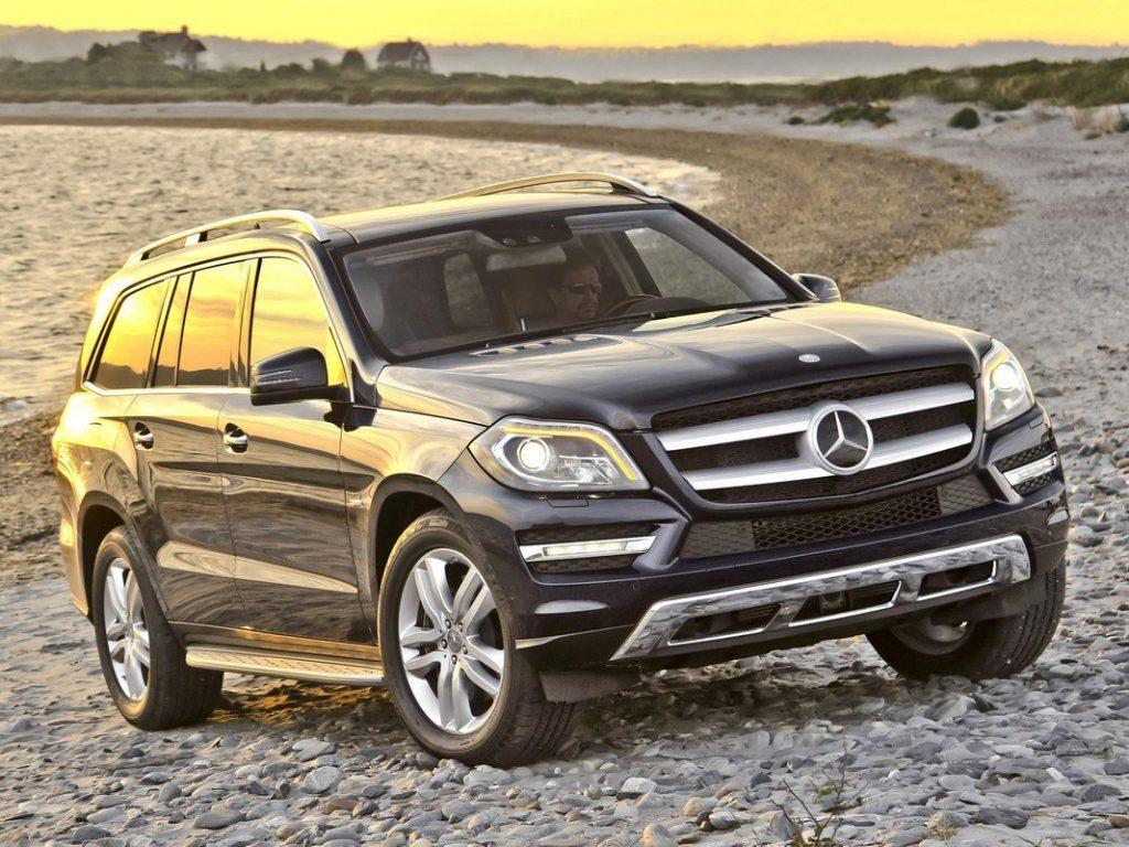 Mercedes GL 500, exterior 5th picture