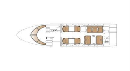 sketch of the boat and there rooms