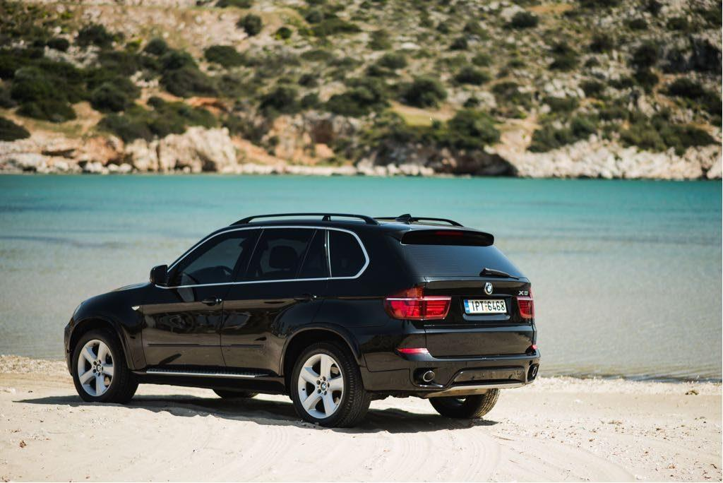 BMW X5 Exterior 1st photo