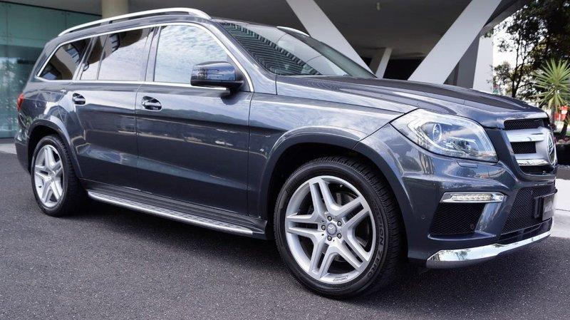 Mercedes GL500 AMG Exterior 1st picture