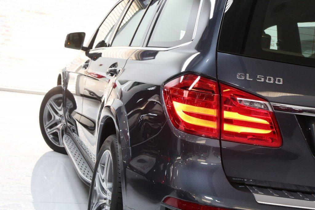Mercedes GL500 AMG Exterior 2nd picture