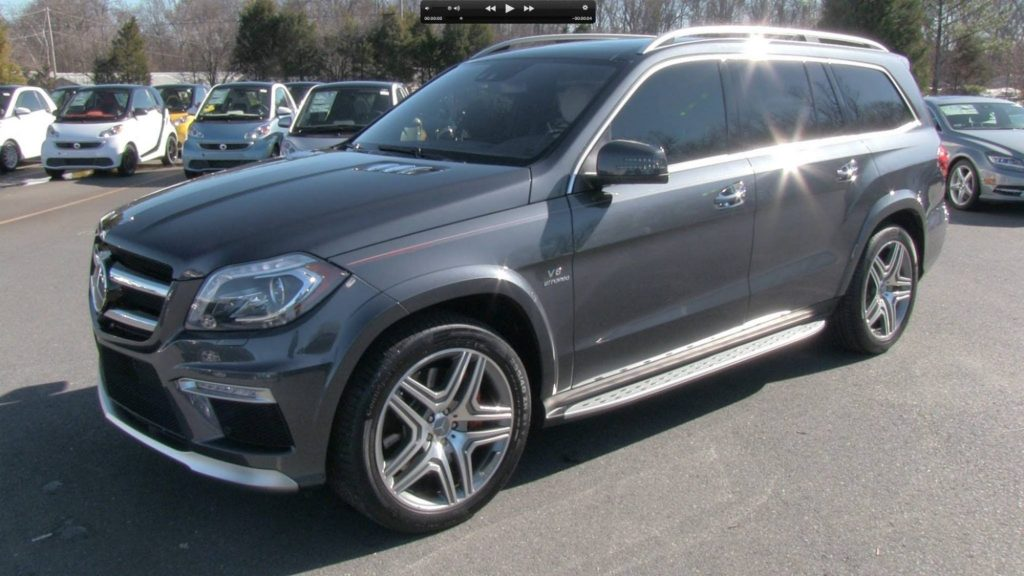 Mercedes GL500 AMG Exterior 3rd picture