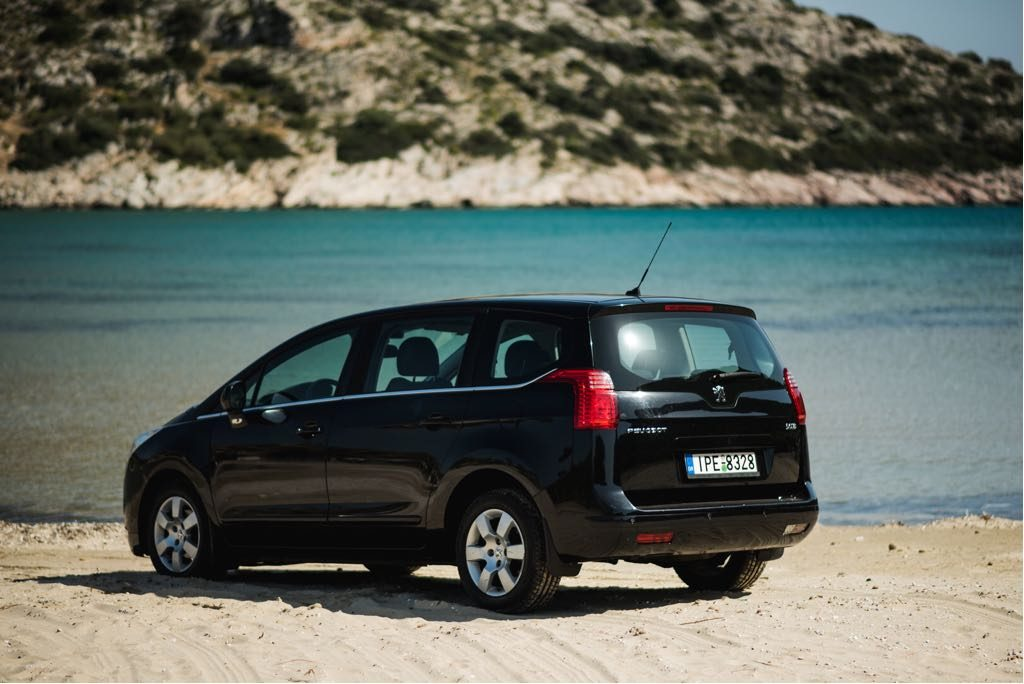 Peugeot 5008 Exterior 2nd picture
