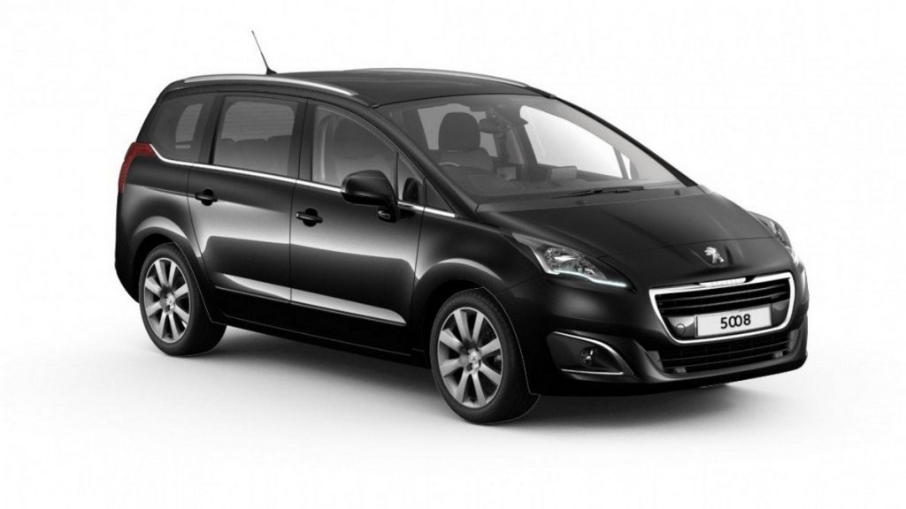 Peugeot 5008 Exterior 4th picture