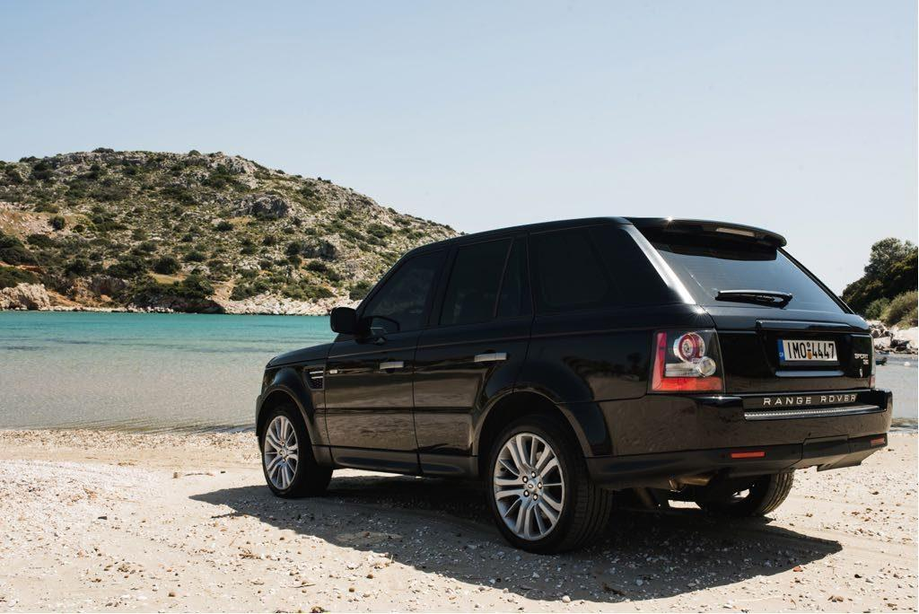 Range Rover Sport Exterior 1st photo