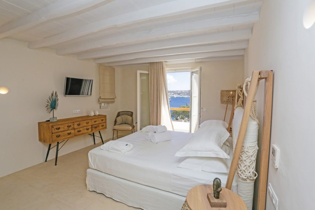 Villa Angelica Kanalia Mykonos 2nd bedroom 1
