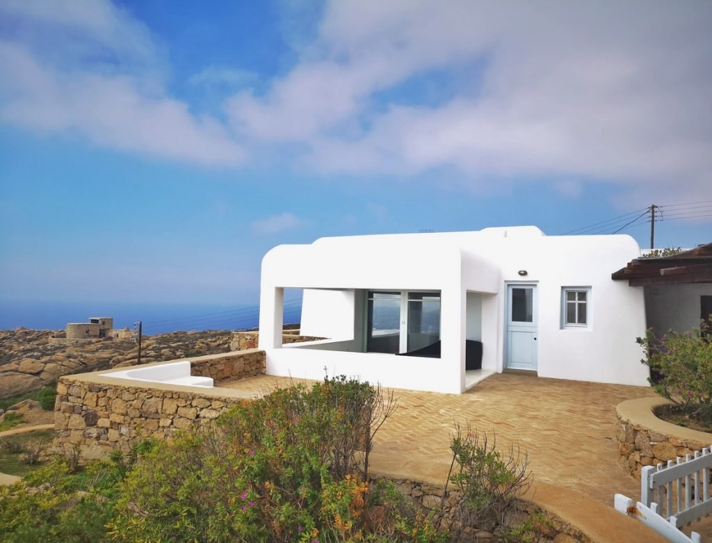 Villa Grace Agios Stefanos Mykonos Outdoors 1