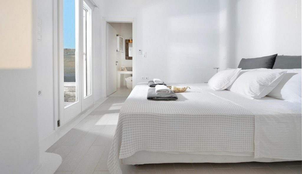 Villa Nea Kanalia Mykonos 2nd bedroom