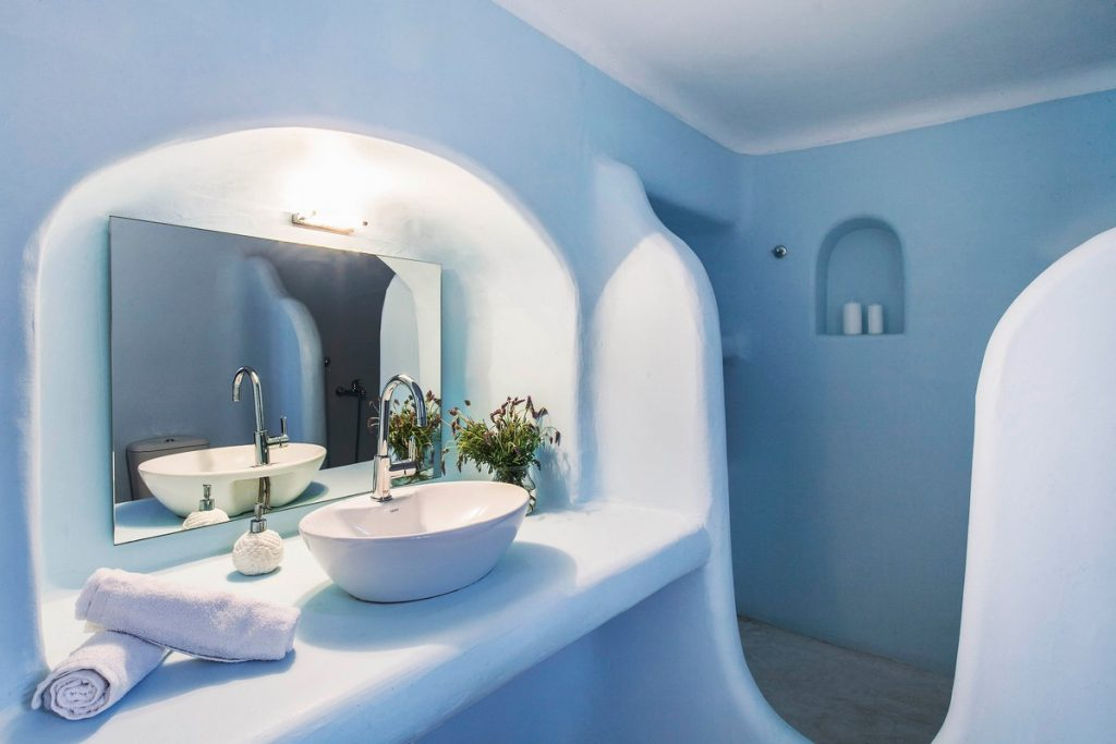 Villa Stella Kalafatis Mykonos 4th Bathroom