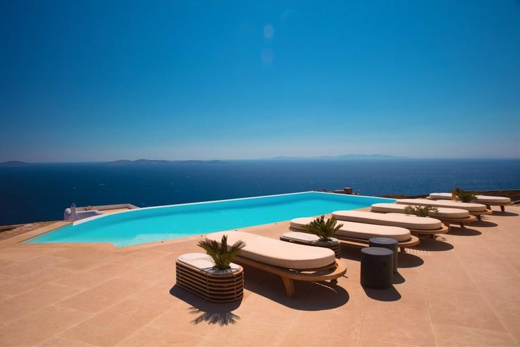 Villa_Nika_03.jpg Tourlos Mykonos Outdoor, climbers, pool, sea, sky