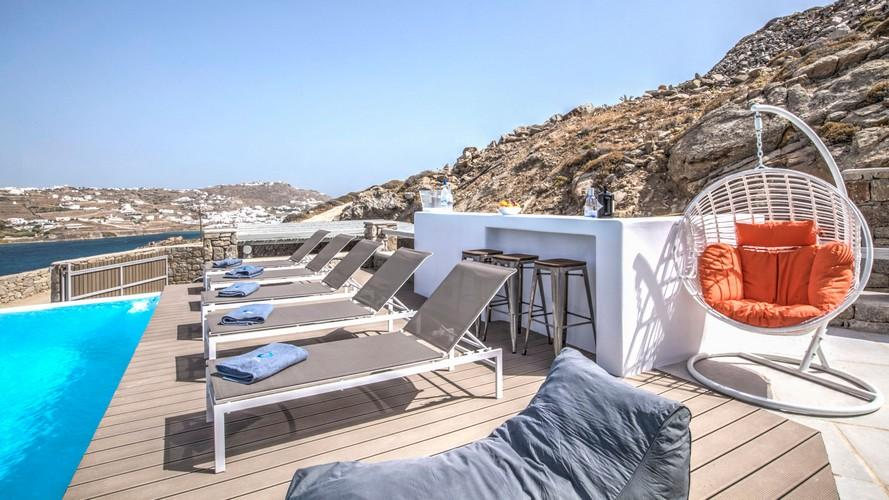 Villa_Rina_16.jpg Kanalia Mykonos Outdoor, climbers, pillows, towels, pool
