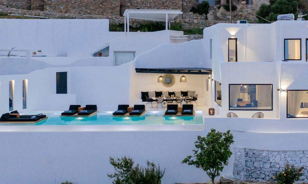 right villa for a unforgettable summer vacation