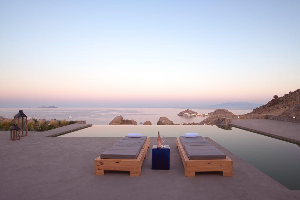 ideal place to enjoy and experience breathtaking sunset