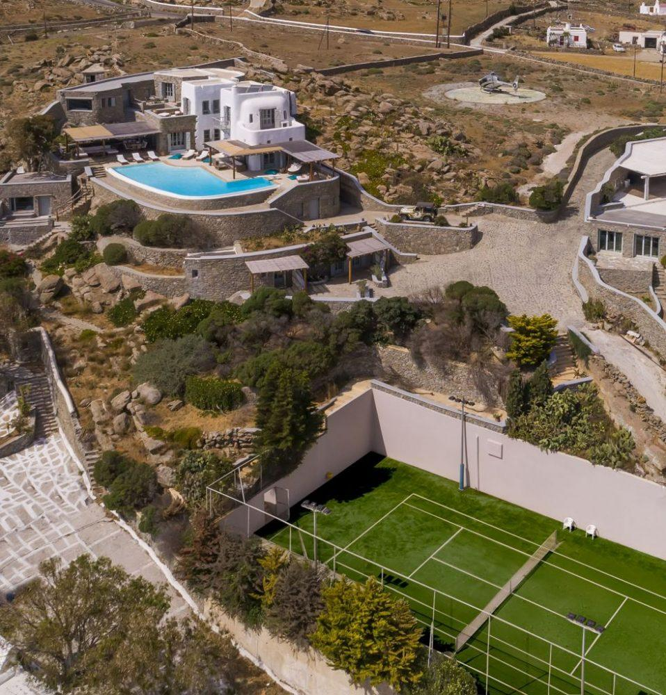 villa that offers a holiday to remember