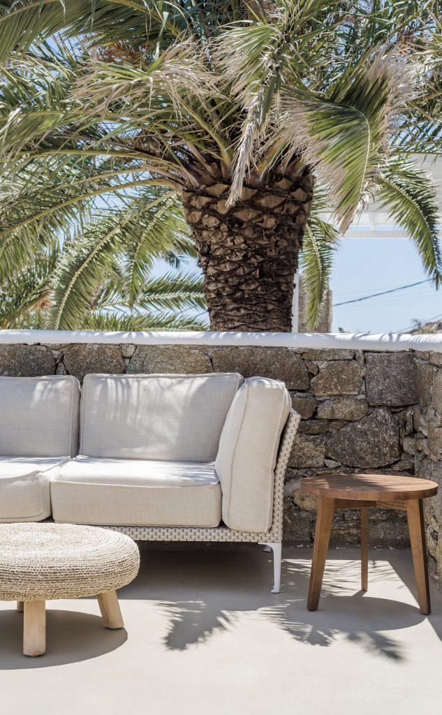 perfect outdoor area to enjoy the summer breeze