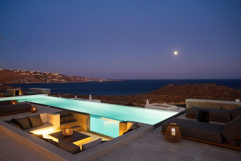 outdoor area with breathtaking island view