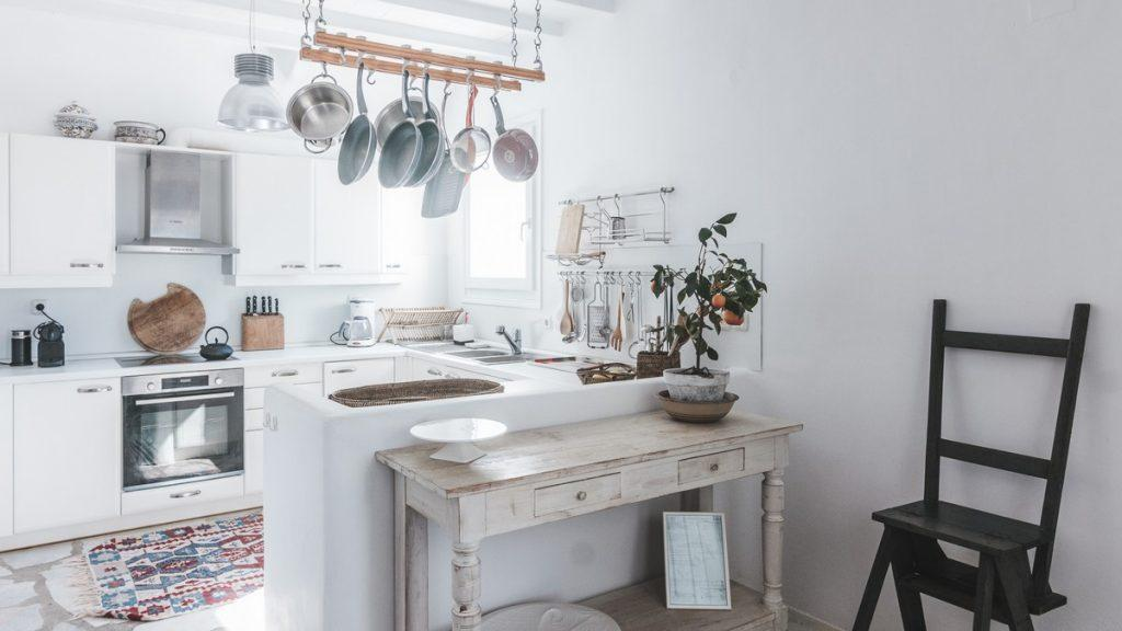 ideal place to prepare delicious food for family and friends